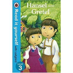 Hansel and Gretel - Read it yourself with Ladybird: Level 3 - Hardback