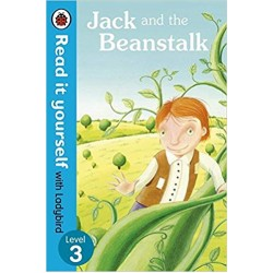 Jack and the Beanstalk - Read it yourself with Ladybird: Level 3 - Hardback