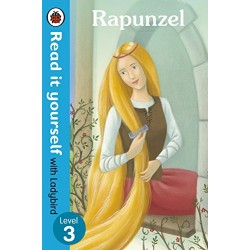 Rapunzel - Read it yourself with Ladybird: Level - Hardback