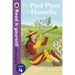 The Pied Piper of Hamelin - Read it yourself with Ladybird: Level 4 - Hardback
