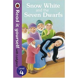 Snow White and the Seven Dwarfs - Read it yourself with Ladybird: Level 4 - Hardback