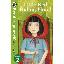 Little Red Riding Hood - Read it yourself with Ladybird: Level 2 - Paperback