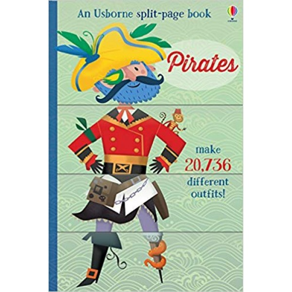 Pirates (Split-Page Books)