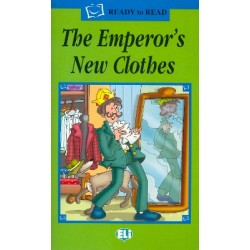 Ready to read - Green line: The Emperor's New Clothes - Book + Audio CD