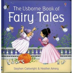Usborne Book Of Fairy Tales (First Stories)