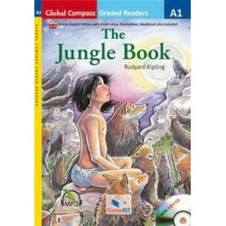 The Jungle Book with MP3 Audio CD, A1 Level