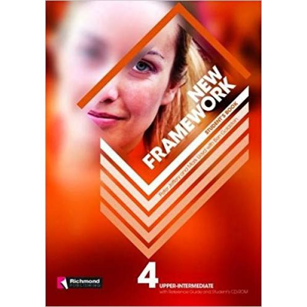 New Framework Level 4 Student's Book Pack