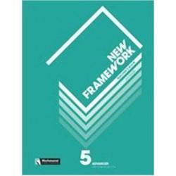 New Framework 5 Teacher's Book & Class CD Advanced