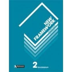 New Framework 2 Teacher's Book & Class CD Pre-Intermediate