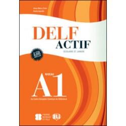 Delf Actif Scolaire ET Junior: Livre + 1 CD Audio (French Edition)
