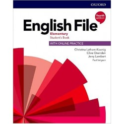 New English File Elementary Students Book Key