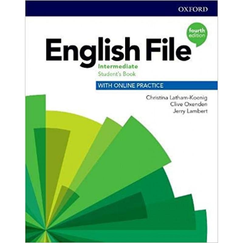 English File Book