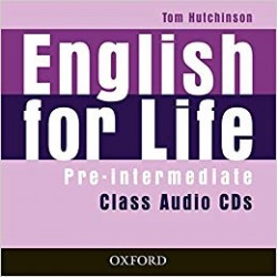 English for Life Pre-intermediate Class Audio CDs