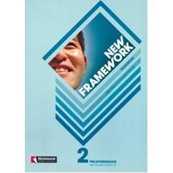 New Framework Workbook Pack: 2 Workbook & CD Pre-Intermediate B1 Pre-intermediate Level 2