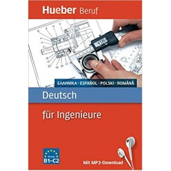 Deutsch fur Ingenieure - Buch mit MP3-Download
