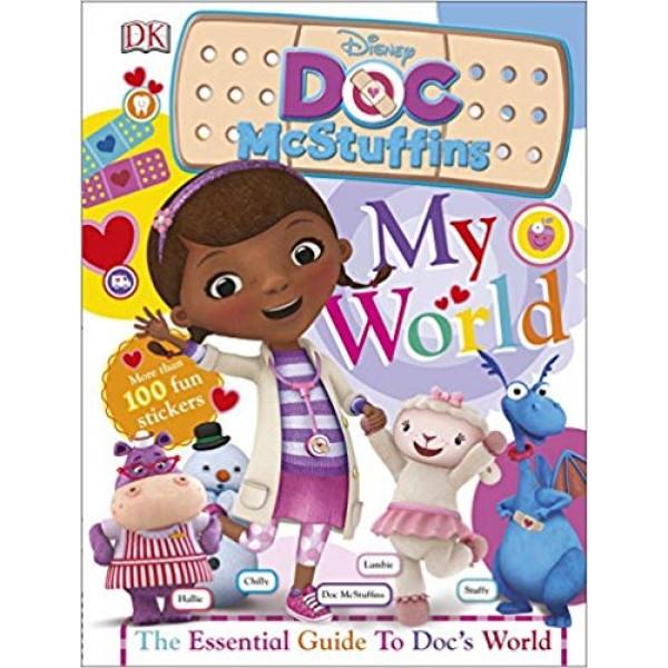My World Doc McStuffins