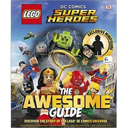 LEGO® DC Comics Super Heroes The Awesome Guide: