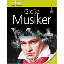 Memo - Wissen Ist Grun: Grosse Musiker