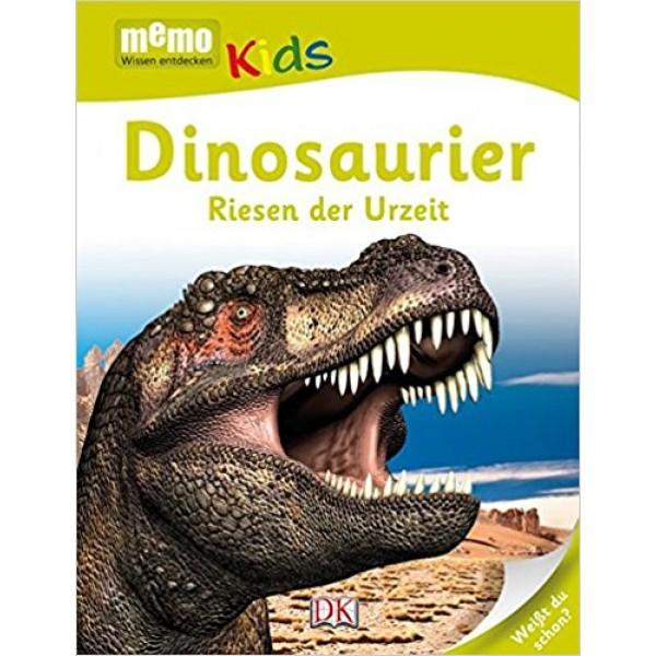 Memo Kids. Dinosaurier: Riesen der Urzeit