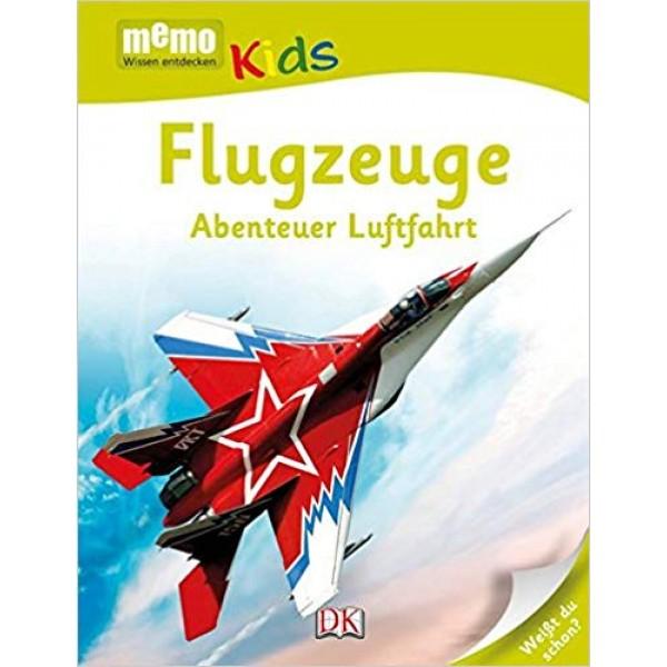 Memo Kids. Flugzeuge: Abenteuer Luftfahrt