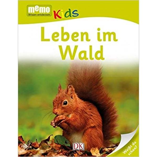 Memo Kids. Leben im Wald