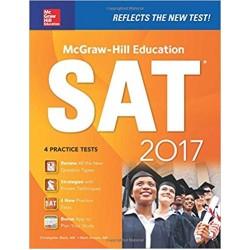 McGraw-Hill Education SAT 2017 Edition