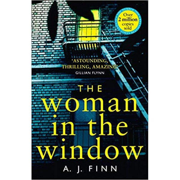 The Woman in the Window, Finn