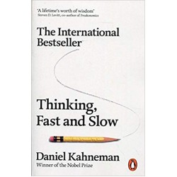 Thinking, Fast and Slow, Kahneman