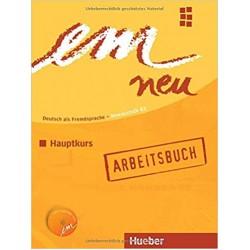 em neu 2008 Hauptkurs Arbeitsbuch Mit Audio-CD: Em neu Hauptkurs Niveaustufe B2