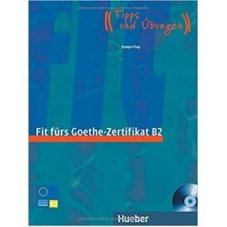 Fit furs Goethe-Zertifikat: B2 Book & CD