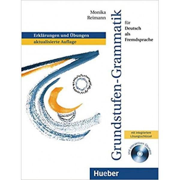 Grundstufen-Grammatik: Grammatik mit integriertem Losungsschlussel und CD-Ro
