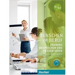 Menschen im Beruf: Besprechen und Prasentieren. B1/B2