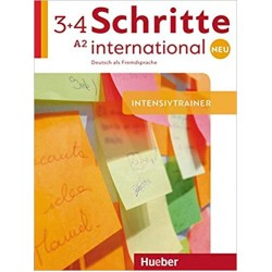 Schritte International Neu 3 + 4 Intensivtrainer
