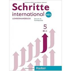 Schritte International Neu 5 Lehrerhandbuch