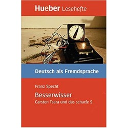 B1 Der Besserwiser - Carsten Tsara und das scharfe S, Franz Specht