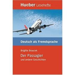 B1 Der Passagier und andere Geschichten, Brigitte Braucek