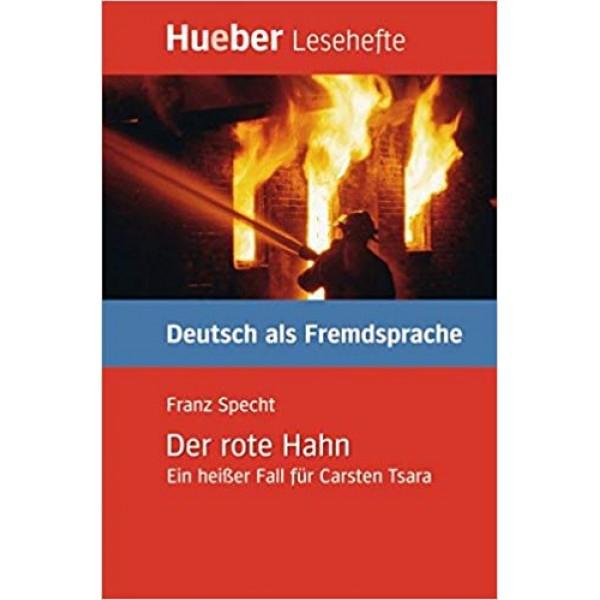 B1 Der rote Hahn - Ein Heisser Fall fur Carsten Tsara, Franz Specht