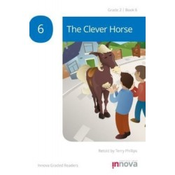 IGR2 6 The Clever Horse with Audio Download Version
