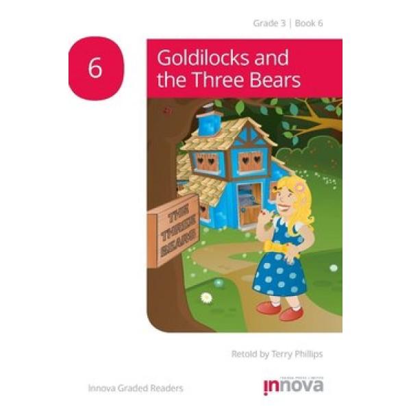 IGR3 6 Goldilocks and the Three Bears with Audio Download Version