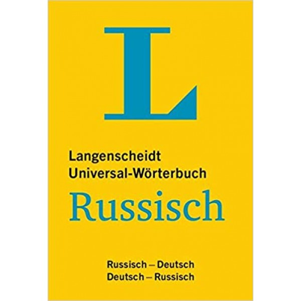 Universal-Wörterbuch Russisch (German Edition)