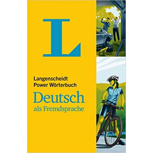 Power Woerterbuch Deutsch als Fremdsprache - Monolingual German Dictionary