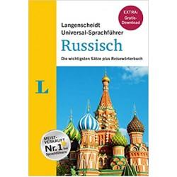 Universal-Sprachführer Russisch