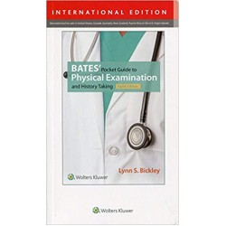 Bates' Pocket Guide to Physical Examination and History Taking, 8th Edition, Bickley