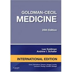 Goldman-Cecil Medicine 2 vol., 25th Edition, Goldman