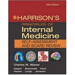 Harrison's Principles of Internal Medicine Board Review, 16th Edition, Wiener