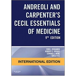 Cecil Essentials of Medicine, 9th Edition, Benjamin