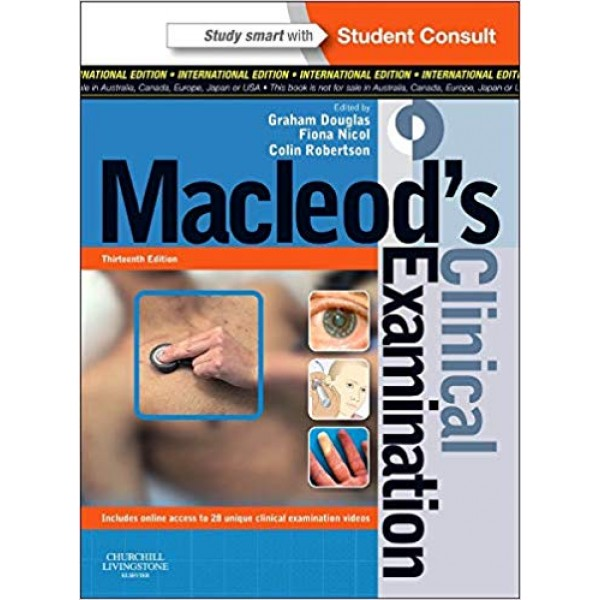 Macleod's Clinical Examination, 13th Edition, Douglas