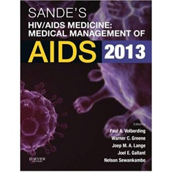 Sande's HIV/AIDS Medicine: Medical Management of AIDS 2013, 2nd Edition, Volberding