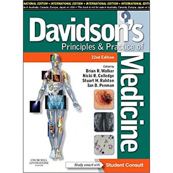 Davidson's Principles and Practice of Medicine, 22nd Edition, Walker