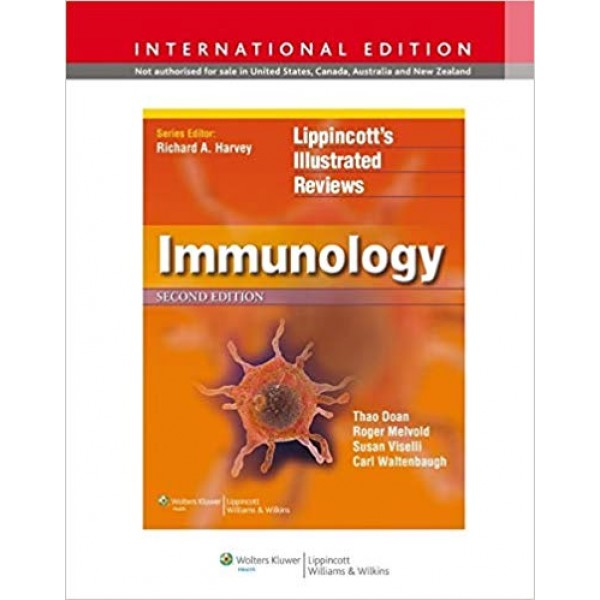 Lippincott Illustrated Reviews: Immunology, 2nd Edition, Harvey